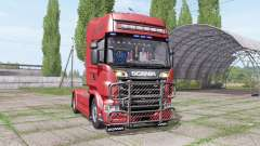 Scania R730 Topline 2010 for Farming Simulator 2017