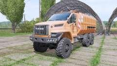 Ural Next (4320-6951-74) v1.1 for Farming Simulator 2017