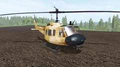 Bell UH-1D Iroquois for Farming Simulator 2017