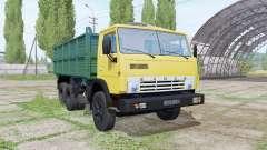 KamAZ 55102 by Evgen333 for Farming Simulator 2017