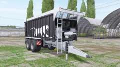 Fliegl ASW 271 Black Panther v1.3 for Farming Simulator 2017