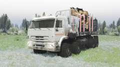 KAMAZ 6560-3198-43