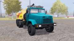 KrAZ 6322 Flammable