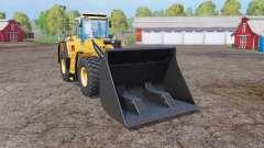 Volvo L180F v6.0 for Farming Simulator 2015