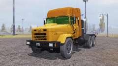 KrAZ 6446 for Farming Simulator 2013