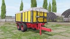 Kroger TKD 302 Fendt for Farming Simulator 2017