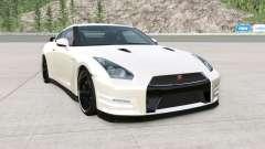 Nissan GT-R Egoist (R35) 2011