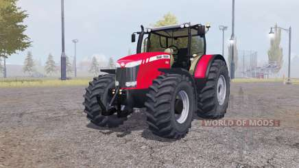 Massey Fergusоn 8690 for Farming Simulator 2013