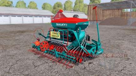 Sulky Xeos v2.2 for Farming Simulator 2015