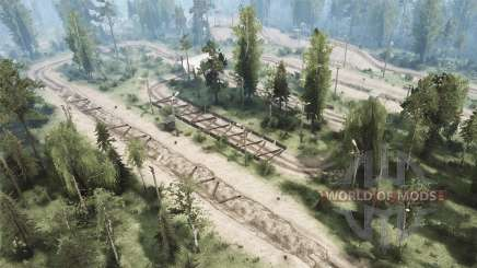 AWD trails for MudRunner