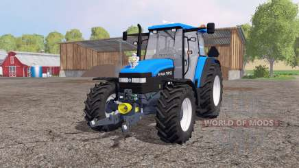 New Holland TM150 v1.3 for Farming Simulator 2015