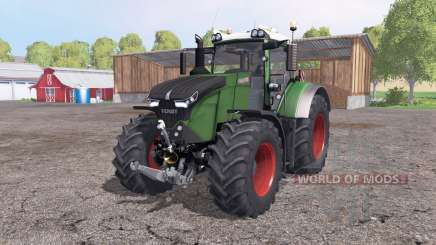 Fendt 1050 Vario S4 for Farming Simulator 2015