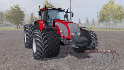 Valtra T162 twin wheels for Farming Simulator 2013