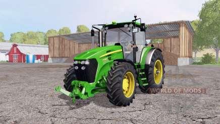 Jоhn Deere 7730 for Farming Simulator 2015