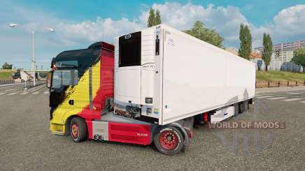 Krone Cool Liner Duoplex for Euro Truck Simulator 2