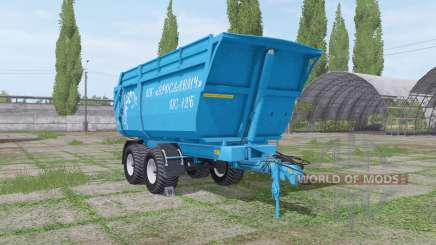 PS 12B for Farming Simulator 2017