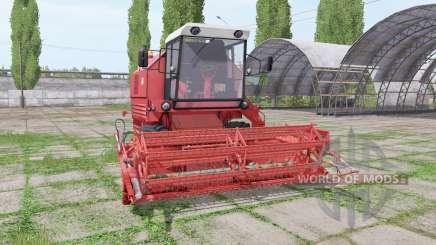 Bizon Rekord Z058 v2.0 for Farming Simulator 2017