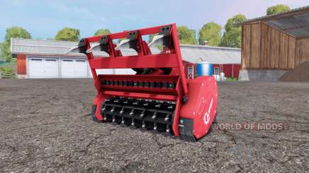 Download forestry equipment for Farming Simulator 2015