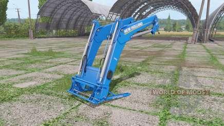 New Holland 750TL MSL v1.1.1 for Farming Simulator 2017