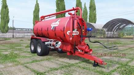 Redrock 3000 Tandem v1.0.1 for Farming Simulator 2017