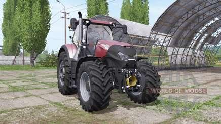 Case IH Optum 300 CVX edit BDBSSB for Farming Simulator 2017
