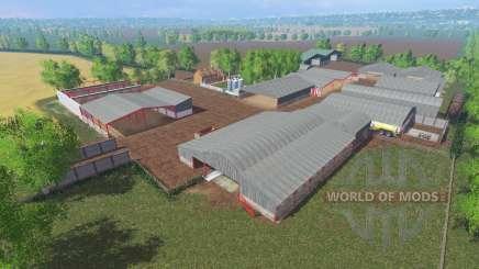 Bowden Farm v1.1 for Farming Simulator 2015