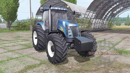 New Holland TG285 SuperSteer for Farming Simulator 2017