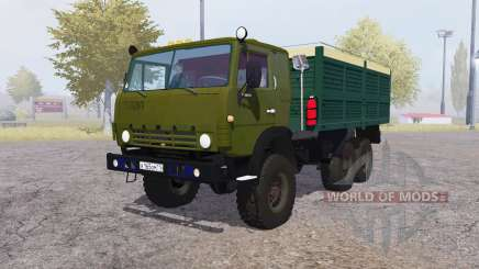 KamAZ 4310 off-road v2.0 for Farming Simulator 2013