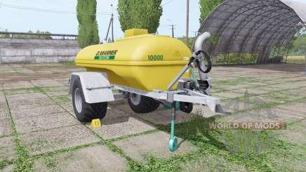 Zunhammer TS 10000 KE for Farming Simulator 2017