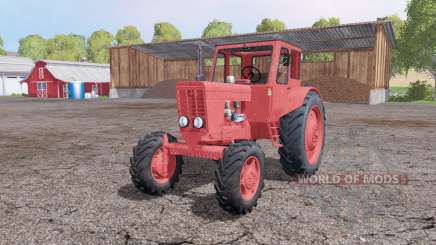 MTZ 52 4x4 for Farming Simulator 2015