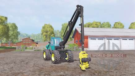 Timberjack 870B v1.3.1 for Farming Simulator 2015