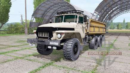 Ural 5557 v2.1 for Farming Simulator 2017