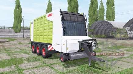 CLAAS Cargos 9500 for Farming Simulator 2017