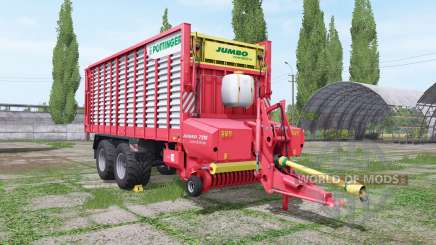 POTTINGER JUMBO 7210 combiline v1.4.1 for Farming Simulator 2017