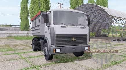 MAZ 5551А2-323 v3.0 for Farming Simulator 2017