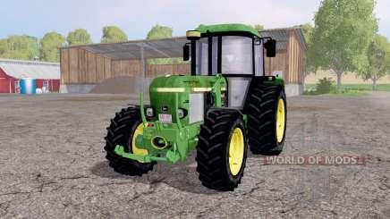 John Deere 3650 front loader for Farming Simulator 2015