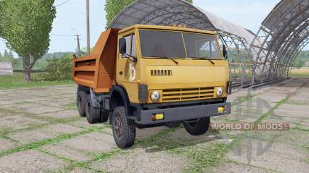 KamAZ 55111 1989 for Farming Simulator 2017