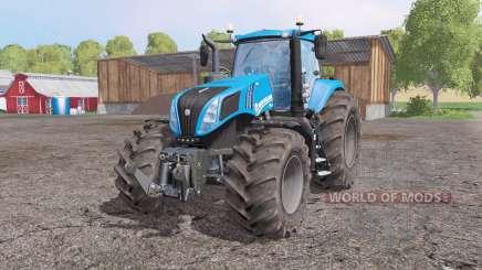 New Holland Т8.320 for Farming Simulator 2015