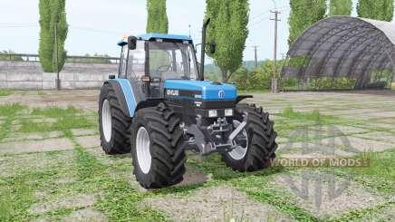 New Holland 8340 v3.0 for Farming Simulator 2017