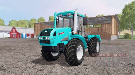 HTZ 17222 multicolor for Farming Simulator 2015