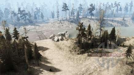 Logging 01 for MudRunner