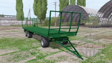 ZDT PV15 Galan for Farming Simulator 2017