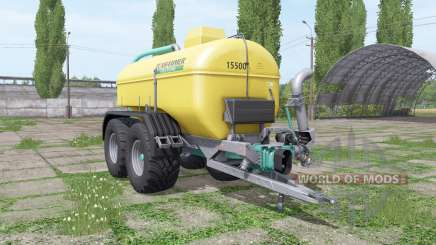Zunhammer SKE 15500 PU for Farming Simulator 2017