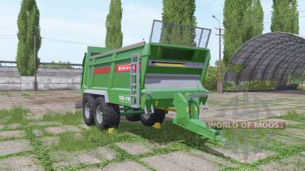 BERGMANN TSW 4190 S v1.2 for Farming Simulator 2017