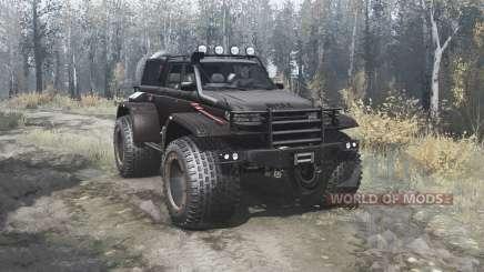 Yamal H-4 L 2013 v1.2 for MudRunner