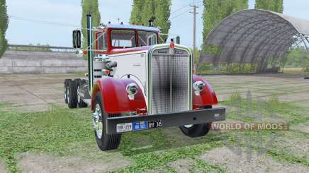Kenworth 523 1953 v1.1 for Farming Simulator 2017