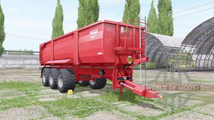 Krampe Big Body 900 edit Xelma for Farming Simulator 2017
