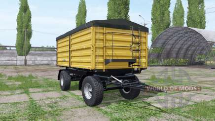 Wielton PRS-2-W14 by MefiuFs for Farming Simulator 2017