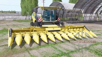 New Holland CR9.90 v1.1 for Farming Simulator 2017