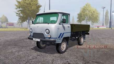 UAZ 33036 v2.1 for Farming Simulator 2013